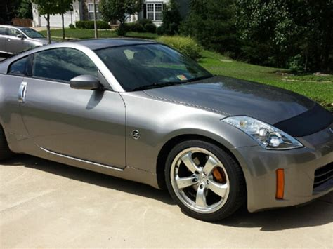 nissan 350z for sale in md nissan for sale in gaithersburg md carsforsale
