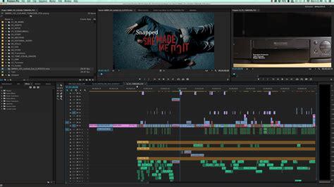 adobe premiere pro best buy adobe premiere pro cc timeline screenshot