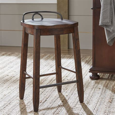 Piedmont Counter Height Stool by Birch Piedmont Counter Height Stool Reviews Wayfair
