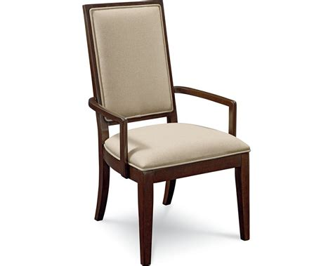 Dining Room Furniture Chairs Upholstered Arm Chair Dining Room Furniture Thomasville Furniture