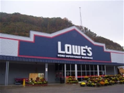lowe s home improvement in logan wv 25601