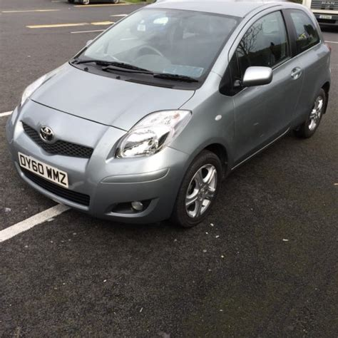 2010 Toyota Yaris Fuel Economy 2010 Toyota Yaris For Sale In Bluebell Dublin From