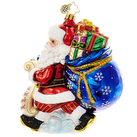 christopher radko ornament 2016 radko picking up