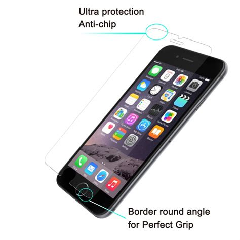 Tempered Glass Clear For Iphone 7 by Iphone 7 Tempered Glass Screen Protector Luvvitt Tempered