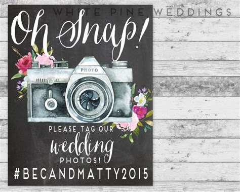 Wedding Quotes Instagram by Printable Wedding Instagram Sign Instagram Sign Pink