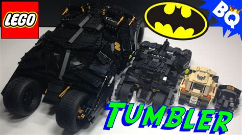 lego batman tumbler comparison brickqueen