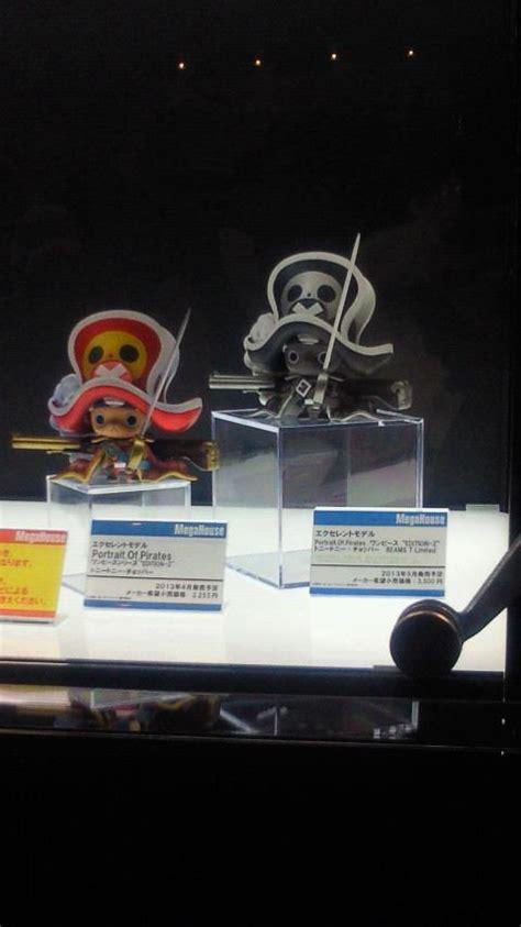Funko Pop Chopper Limited Edition Figure One Shirohige Mihawk Sa one 2013 pop figures revealed at jump festa 2012