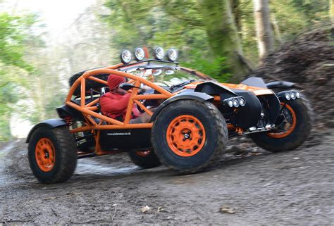 nomad road car ariel nomad road buggy gets official 95 octane