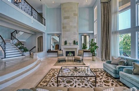 High Ceiling Living Rooms High Ceiling Living Room Ingeflinte