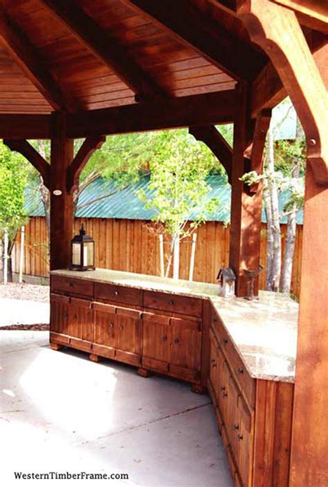 Gazebo With Built In Bar 1000 Images About Outdoor Kitchens Bars Family Dining