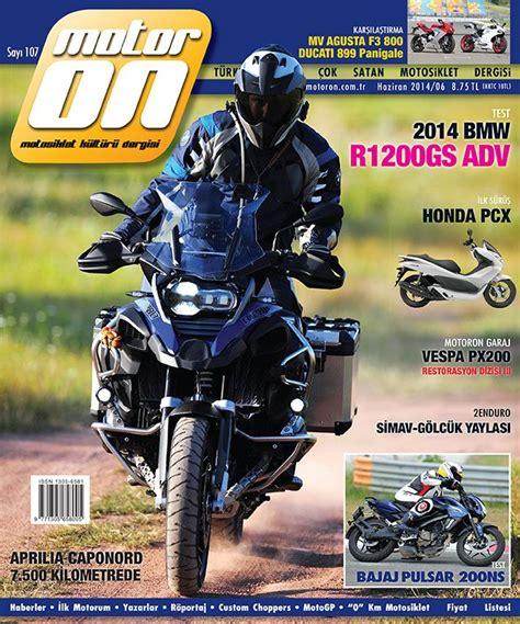 motoron dergisi haziran