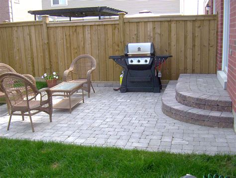 Europeanization Outside Patio Ideas For Small Backyards Designers Patio