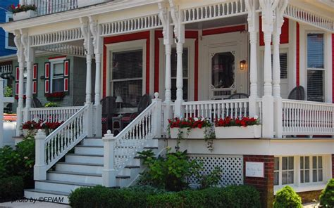 Screen Porch Designs For Houses by Victorian Porches Victorian Style Homes Cape May Nj