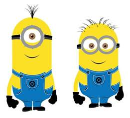minion template free minions png clipart best
