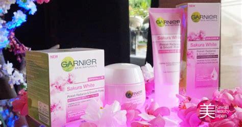 Garnier White Serum Krim rahasia kulit mulus cerah merona untuk wanita yang tinggal