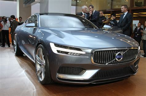 volvo coupe report polestar plans 600 hp coupe motor trend