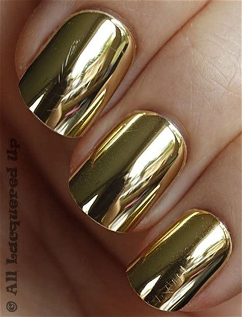 chrome nail polish on pinterest metallic nail polish gold chrome nails nail inspiration pinterest chrome
