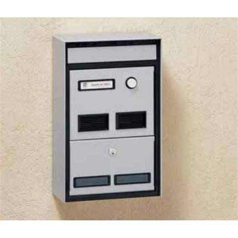 cassetta per posta cassetta posta citofono formato rivista silmec