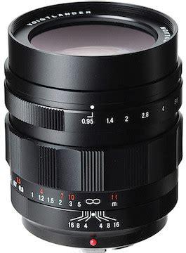 lensrentals.com rent a voigtlander 42.5mm f/0.95 nokton