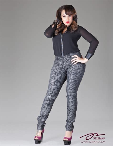 curvy en jeans pants for curvy women