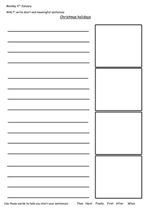 recount template recount writing frame by ruthbentham teaching resources