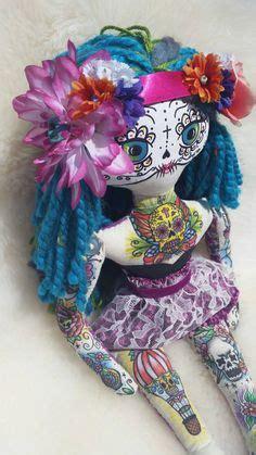 mexican rag doll tattoo la catrina gun la catrina guns gun