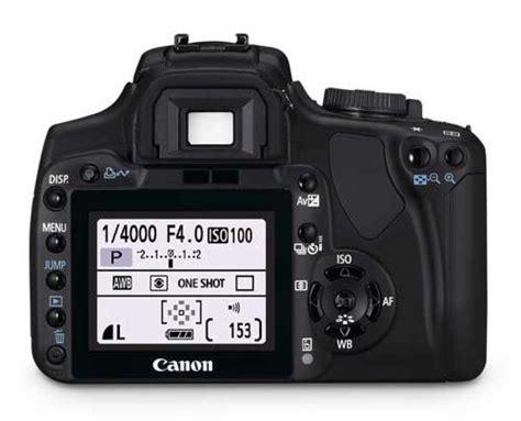 canon eos 400d canon eos 400d zoom ef s 18 55 mm la fiche technique