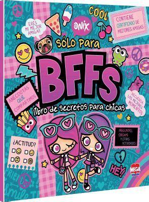 libro solgo onix solo para bffs libro de secretos para chicas larousse 9786072117648