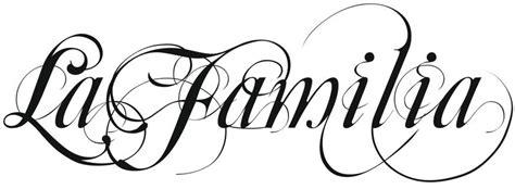 familia tattoo designs familia banner search tattoos