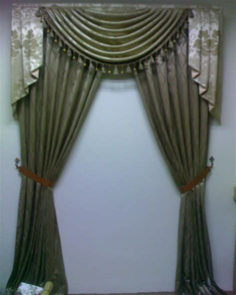 swag and tail curtain designs swag curtain wallpaper wallpapersafari