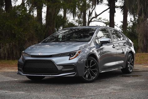 Toyota In 2020 by 2020 Toyota Corolla Review And Autoguide
