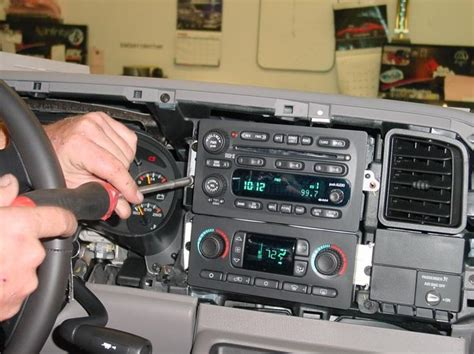 upgrading  stereo system     chevrolet
