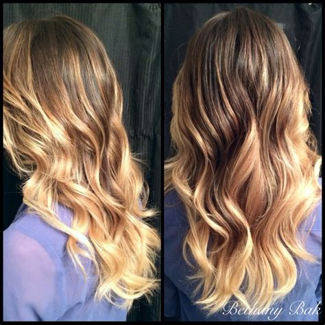 gallery blonde highlights onbre ombr 233 with soft blonde highlights hair pinterest