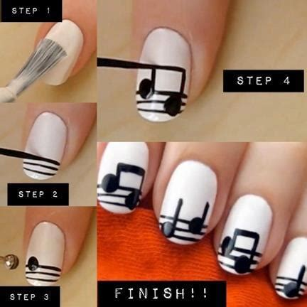 design by yourself 25 amazing diy nail ideas style motivation