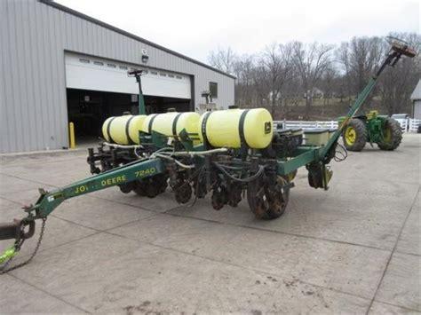 Deere 7240 Planter by Deere 7240 Planters Id D91d2a3b Mascus Usa