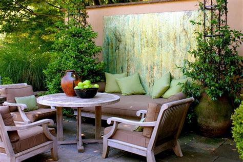 patio decorations 5 small patio decor ideas decorilla