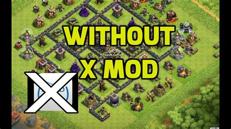 xmod coc layout copy how to copy any clash of clans base layout without x mod