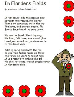 poppy pappy day lyrics remembrance day or veteran s day poems