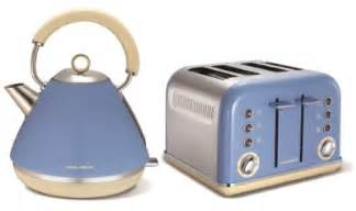 Morphy Richards Red Accents Toaster Cheap Kettle And Toaster Sets In Cream And Red Retro Styles