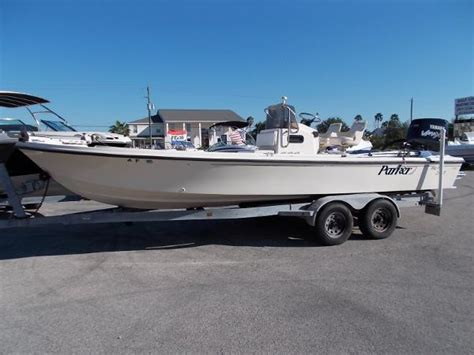 parker boats 2300 t big bay parker 2300t big bay boats for sale