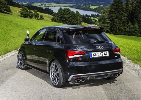 Audi A1 Sportback Tuning by Abt Announces Potent Tune For Audi S1 Sportback