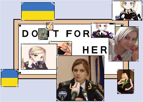 Do It For Her Meme - image 720944 natalia poklonskaya know your meme