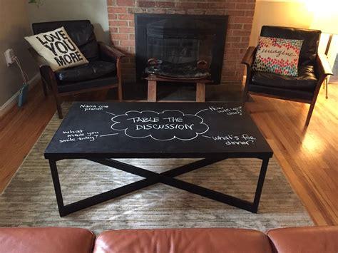 chalkboard paint coffee table chalkboard paint coffee table 100 images chalkboard