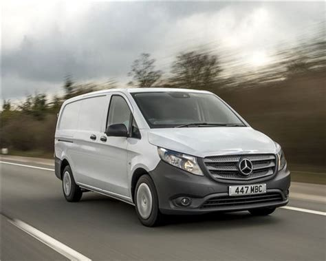 Mercedes Vito 2019 by Mercedes Vito Gets More Kit And New Trim Lines For