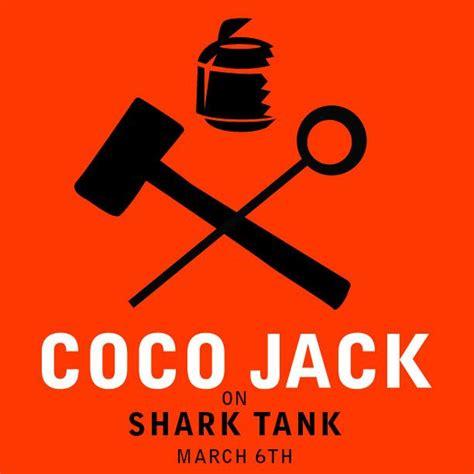 coco jack shark tank watch coco jack swim with the sharks on shark tank airing