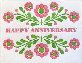 sweet and romantic happy anniversary greeting card samples
