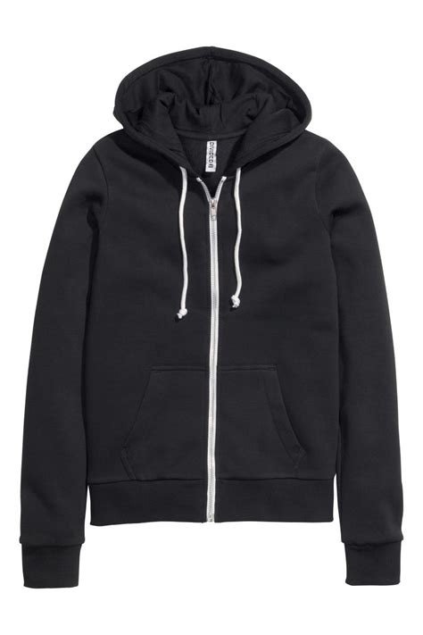 Black Hoodie Jacket hooded jacket black designer jackets