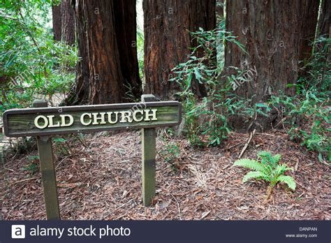 park oakland church at redwood regional park oakland california stock photo royalty