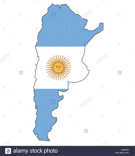 argentina flag colors argentina country map colors flag stock photos argentina