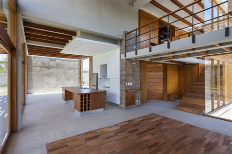 Bill Gates Haus Innen 5717 by Gallery Of Cotacachi House Arquitectura X 7